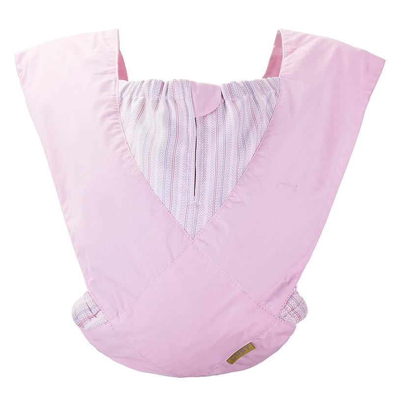 Baby Carrier Natural Cotton Ergonomic Baby Carrier Backpack Carrier Kangaroo Baby Sling Easy Wearing  Newborn Infant Toddler