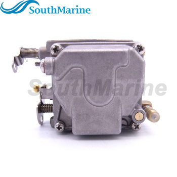 6L2-14301-11 Carburetor Carb Assy for Yamaha Outboard Engine 25HP 25E 25M 2-Stroke