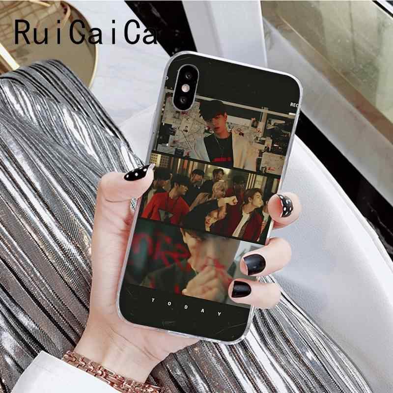 RuiCaiCa K Pop Của Tôi Đi Lạc Trẻ Em Coque Vỏ Ốp Lưng Điện Thoại Cho iPhone 8 7 6 6S 6S Plus X XS MAX 5 5S SE XR 11 11pro Promax Di Động Trường Hợp
