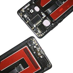 Image 4 - Original pour Huawei Mate 10 LCD écran tactile panneau de verre pièces de rechange Huawei MATE 10 cadre de capteur daffichage ALP L09 ALP L29