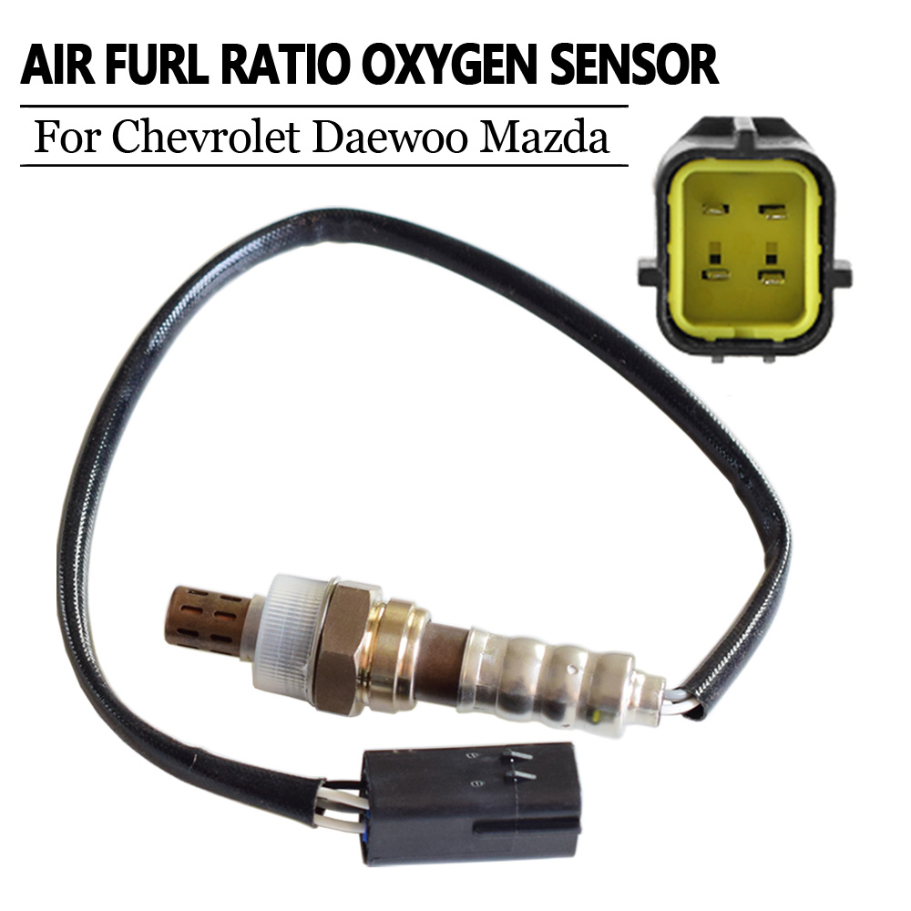 High Quality Air Fuel Ratio O2 Sensor 96418965 96325533 For Chevrolet Daewoo Aveo Kalos Lacetti Nubira For Mazda 626 MX-6