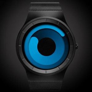 Image 2 - Top Creative Man Sport Casual Watches Mens Unisex Quartz Waterproof Clock Male Wrist Watch Analog Gift Fashion Japan