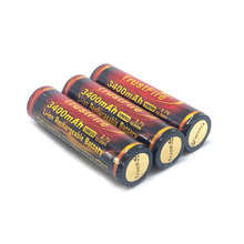 Wholesale TrustFire Protected 3400mah 18650 3.7V L