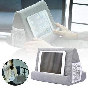Portable Tablet Holder for iPad Smart Phone Soft Pillow Stand Multifunctionele Bracket Drop Shipping(China)