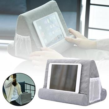 Portable Tablet Holder for iPad Smart Phone Soft Pillow Stand Multifunctionele Bracket Drop Shipping