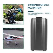 Batería Lipo recargable para Dron loro Bebop 2, 3100mAh, 11,1 V, batería de gran capacidad para piezas de cuadricóptero de control remoto