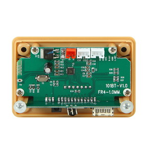 Image 5 - Car Wireless Bluetooth 5.0 MP3 Decoder Board Module 5V 12V USB MP3 Audio Player WMA WAV TF Card Slot/USB/FM Radio Decoding Board