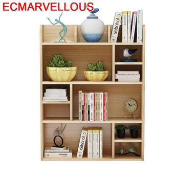 Decoracion Madera Cabinet Home Estante Para Livro Mueble Cocina Meuble De Maison Furniture Book Rack Libreria Bookshelf Case фото