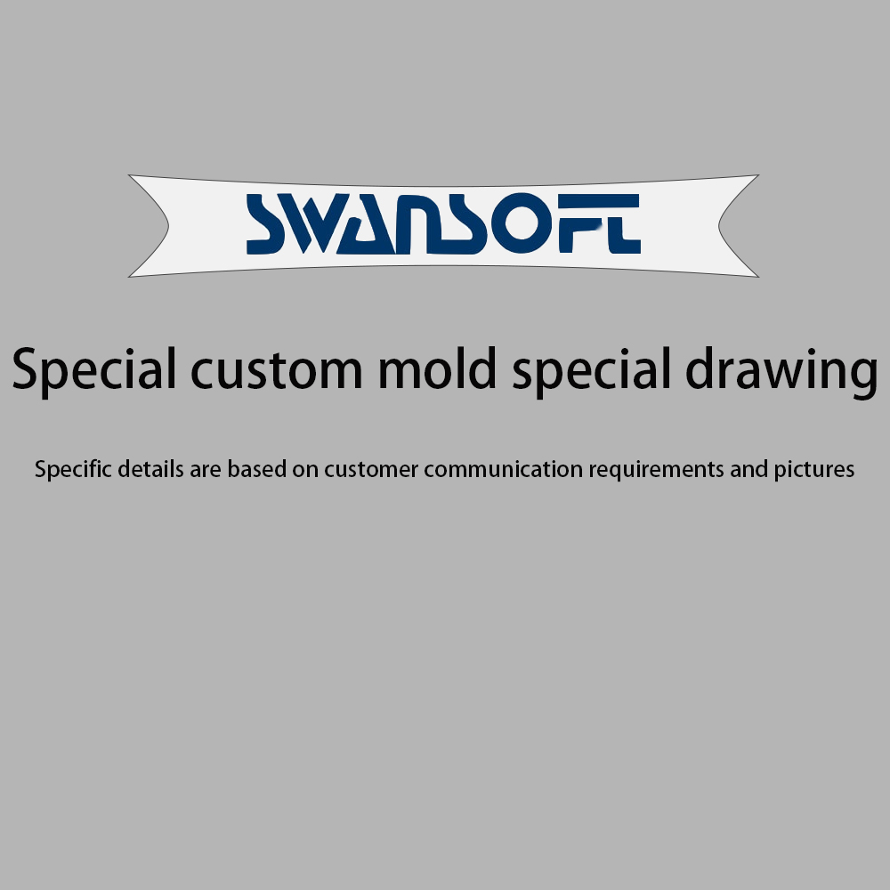 SWANSOFT Mold customization for all types of tablet presses