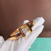 2019 Hot Brand Copper bracelet French quality trend personality fashion Celebrity ball ride luxury elegant lady bracelet