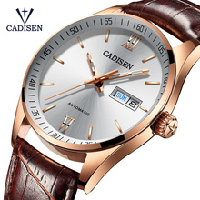 CADISEN Men Watches Automatic Mechanical Watch