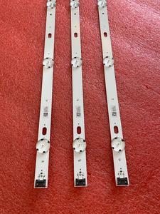 Image 2 - Светодиодная лента для подсветки (3) для LG 43UJ635V 43UJ675V 43UK6300PLB 43UJ651V 43UJ634V 43UJ630V 43UJ561V 43UJ655V LC43490059A LC43490058A