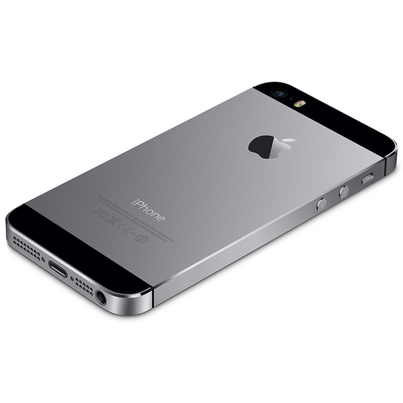 "Apple iphone 5S iphone5s 16/32/64gb rom, modelo shipm de ue local, ios, câmera de 8mp, 4.0 celular ""ips 8mp wifi gps 4g lte 6"