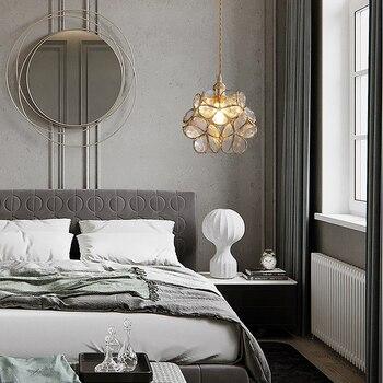 Скандинавская художественная светодиодная алюминиевая люстра в форме одуванчика, золотые подвесные лампы, декоративное освещение, светод...