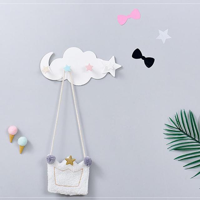 קולב קיר - ענן ירח (ללא קידוח) 2