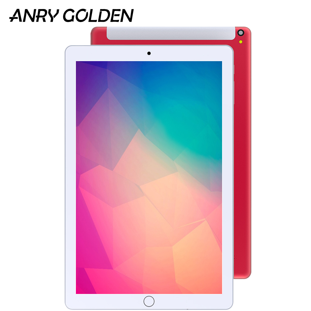 ANRY A1008 10 Inch 1280*800 IPS Screen Tablet 10.1 MTK6737 Quad Core Android 8.1 Support Google Play Netflix Youtube 32G
