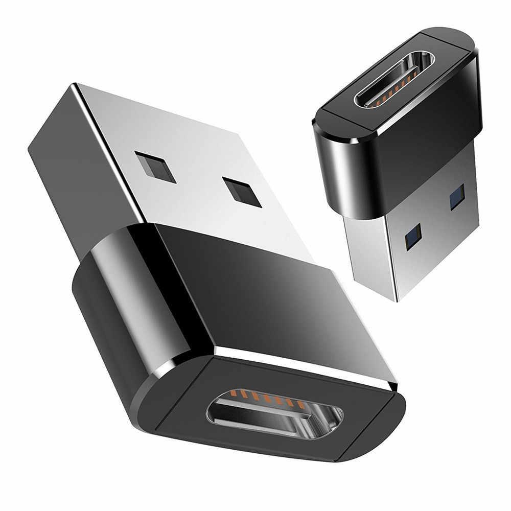 Kable komputerowe i złącza USB 3.0 (typ A) męski na USB3.1 (typ C) złącze żeńskie Adapter konwertera