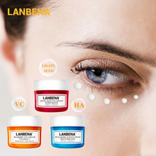 LANBENA Eye Cream Eye Serum Hyaluronic Acid Moisturizing Anti-Wrinkle Aging Ageless Anti-Puffiness Dark Circle Firming 20g TSLM1
