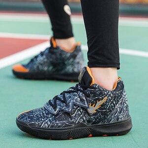 Image 5 - Irving 4 6th Generazione scarpe Da Basket degli uomini scarpe Da Tennis Degli Uomini scarpe uomo Allaperto antiscivolo scarpe da ginnastica degli uomini zapatillas hombre casual