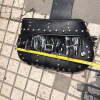 Motorcycle Saddlebags Motorcycle Luggage Bag Back Seat Motorbike Side Tool Bag Riding Travelling Bag Waterproof Riding Bag!