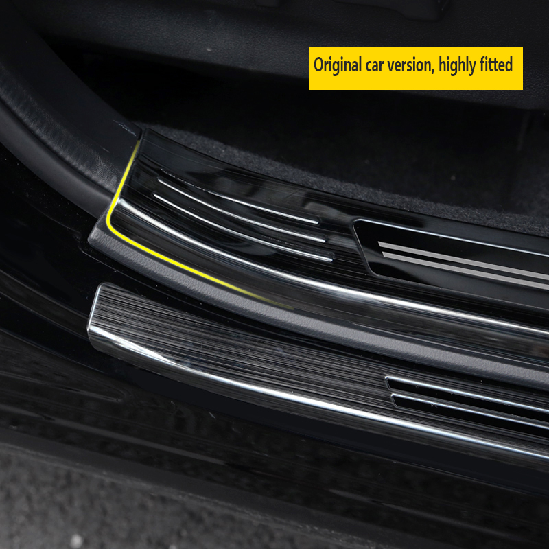 13-181920 for Subaru Forester Modification of sill strip Welcome pedal Forester modification