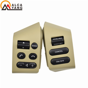 Image 4 - NEW Car accessories steering wheel control buttons with backlight Buttons Connecting wire FOR Nissan LIVINA TIIDA SYLPHY