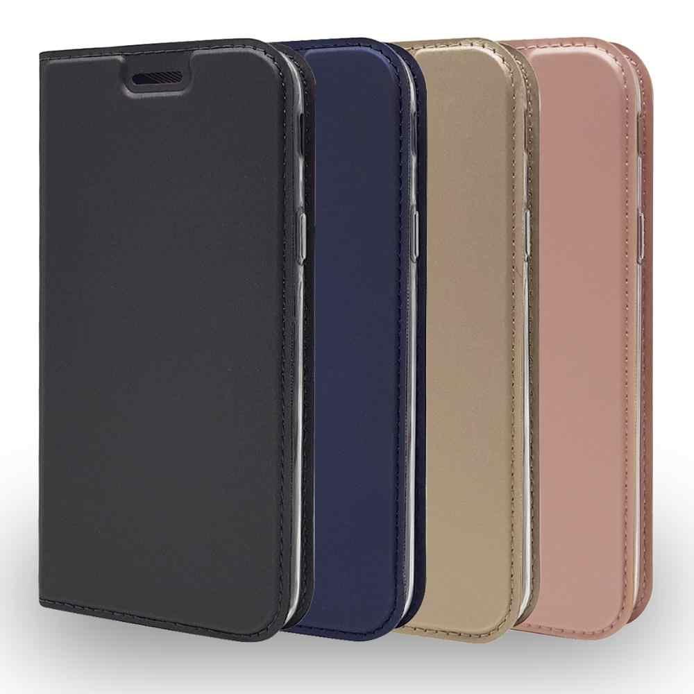 Dành Cho Samsung Galaxy Samsung Galaxy J6 J4 Plus J2 Prime Pro J8 2018 J5 J3 J7 2017 Mỏng Lật Sách Ốp Lưng dành Cho Samsung Galaxi J530 J330 J730