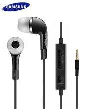Samsung ehs64 fone de ouvido com fio 3.5mm fone de ouvido cor preto branco com microfone alto-falante para galaxy s8/s8plus s9/s9plus