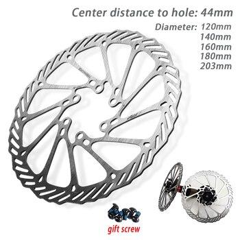 Rotor de freno para bicicleta de montaña, disco de freno mecánico brak,...