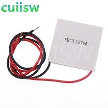 5 предметов в партии, lotTEC1-12706 12706 TEC Термоэлектрический охладитель Пельтье 12 в 40*40 мм новые полупроводниковые холодильного TEC1 12706