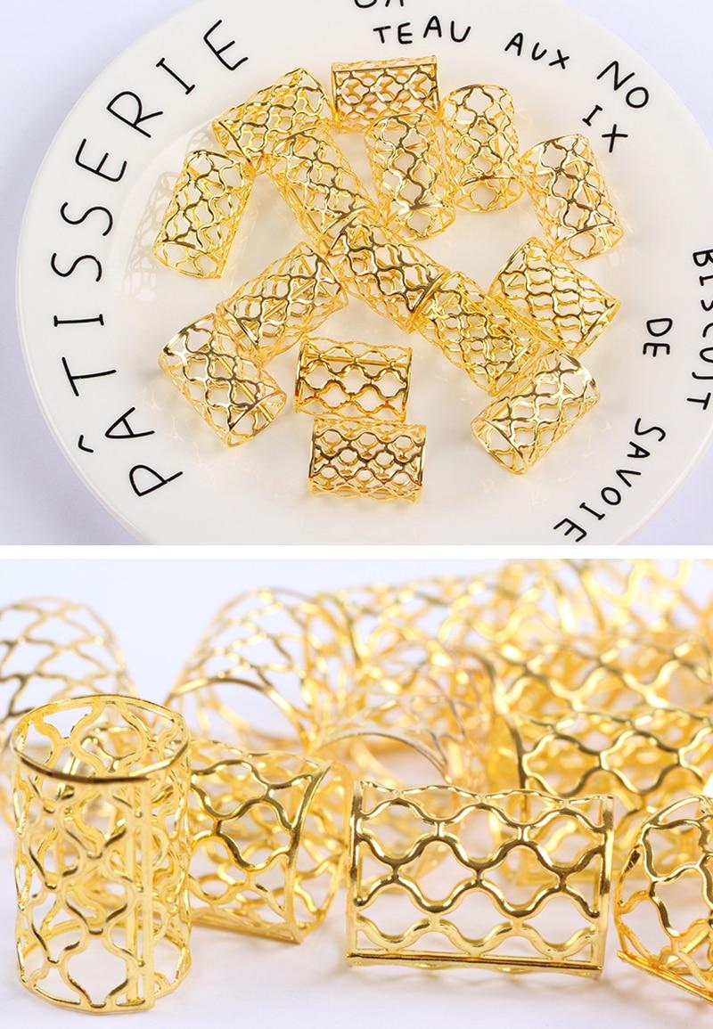 Bijoux dreadlocks par 10pcs Pas cher | Rasta Lion