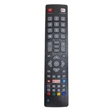 جهاز تحكم عن بعد أصلي جديد POF/RMC/0001 من شركة NETFLIX YouTube لـ BLAUPUNKT تلفاز ذكي 40/138Q GB 11B4 FEGPF UK