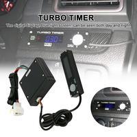 Display Digital carro Extinção Protetor Turbo Turbina Turbina Parar Delay Timer Tmer Delayer Delayer Atraso Extintor de Blu ray|Ignição eletrônica| |  -