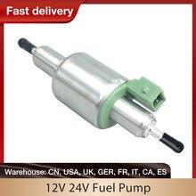Bomba de combustible de 12V y 24V para camión, calefactor Webasto Eberspacher de 2KW a 6KW, bomba medidora de pulsos para estacionamiento de aire