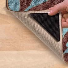 4pcs/lot Carpet Non Slip Bath Mat Sticker Anti Shower Strips Flooring Safety Pad Bathroom