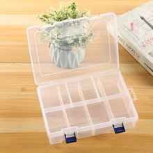 Storage-Box Tool-Parts Hardware And Jewelry-Accessories Crafts Portable Double-Deck