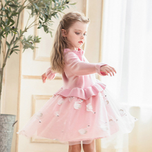 Kids Clothes Floral Girls Dress Summer Toddler Girl Clothing Princess Dress Baby Girl Party Dress for Girls new brand girls summer dress floral girls clothes 2016 baby princess kids event party dress for newborn girl clothing