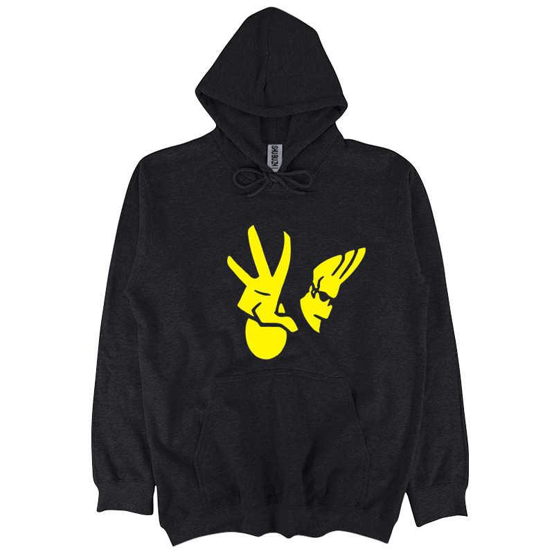Johnny Bravo Bravo der Gym Cartoon Logo Schwarz hoodie Kühle Casual stolz sweatshirt männer Unisex Neue Mode hoody sbz6488