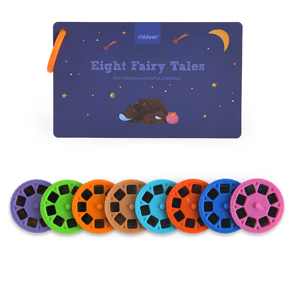 Multi-Function Children'S Story Projector Three-In-One Starry Sleeping Light Baby Toy Night Light Luminous Toy