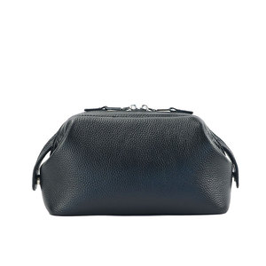 New Laundry Wash Bags Cow Leather Travel