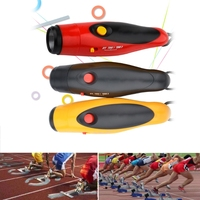 Professional Electronic Referee Plastic Whistle Outdoor Survival Sport Football