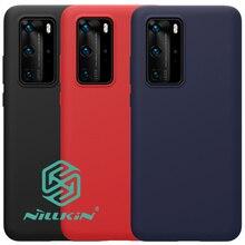 ซิลิโคนซิลิโคนซิลิโคนซิลิโคนสำหรับ Huawei P40 Pro Pro + PLUS Soft ยางป้องกัน