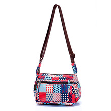 ViViSECRET2017 новая стильная сумка для подгузников Сумка через плечо модная повседневная нейлоновая женская сумка дорожная сумка для хранения