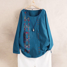 Daily Boho Tanic Shirt Blouse