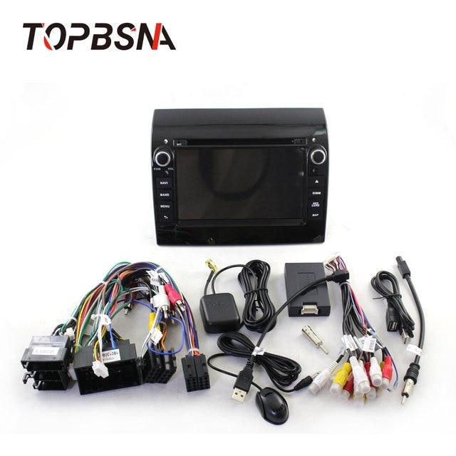 TOPBSNA Android 10 Автомобильный мультимедийный плеер GPS для Fiat Ducato 2008-2015 CITROEN Jumper PEUGEOT Boxer 1 Din автомобильное радио стерео видео