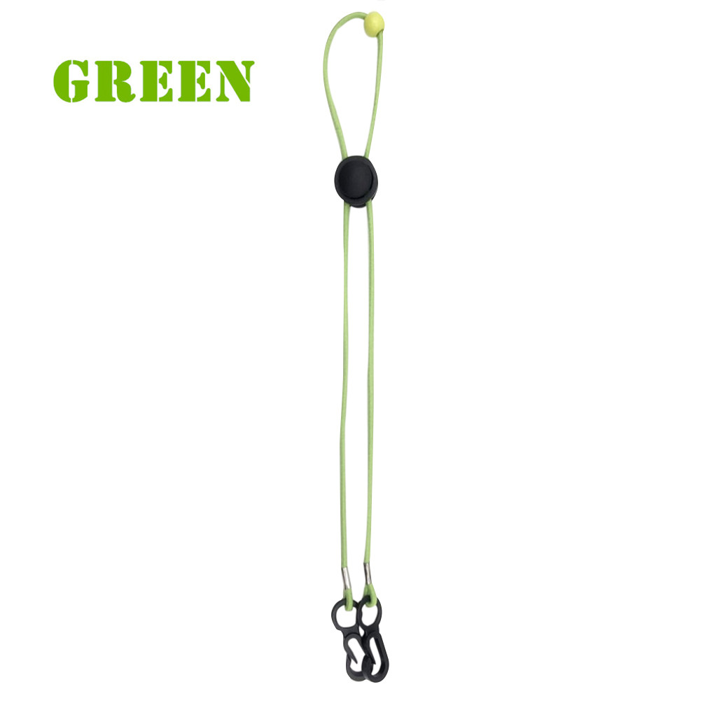 Adjustable Face Mask Lanyard Handy&Convenient Safety Mask Rest&Ear Holder Rope Costumes Cosplay Accessories masque Mascarill