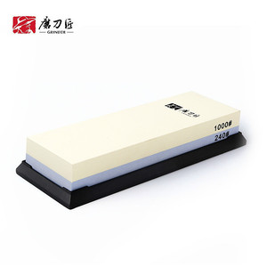 Image 1 - 그라인더 전문 일본 샤프닝 스톤 240 1000 나이프 그릿 숫돌 워터 스톤 듀얼 숫돌 TG6124