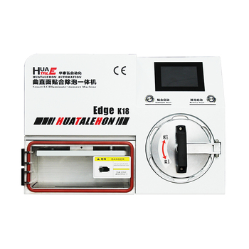 K18 Automatic OCA LCD Vacuum Laminating Machine/Automatic Bubble Remover
