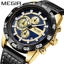 Men Watch Luxury Top Brand Business Male Clock Quartz-wristwatch Leisure Leather Quartz Waterproof Shockproof  Wristwatch wishdoit men s watchs top luxury brands business sport leisure fashion men quartz watch military male clock high quality leather