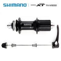 SHIMANO Deore XT M8000 Front Rear Hub FH M8000 HB M8000 Centerlock QR 10x135mm 32 Hole MTB Bike Quick Release
